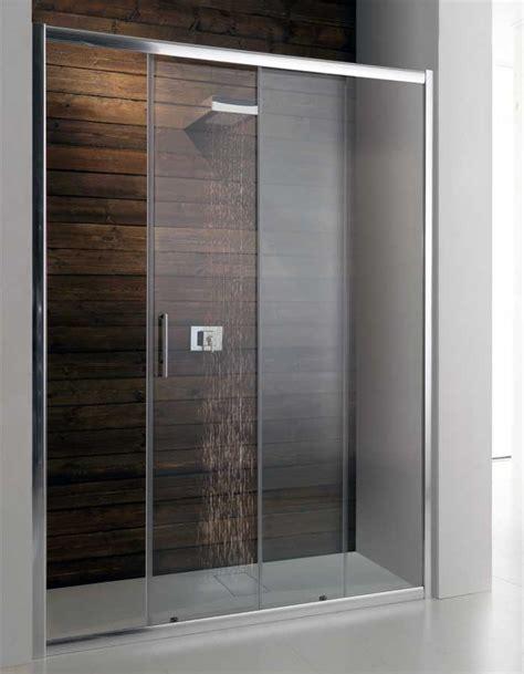vetro doccia scorrevole porte doccia per nicchia porta box doccia scorrevole da