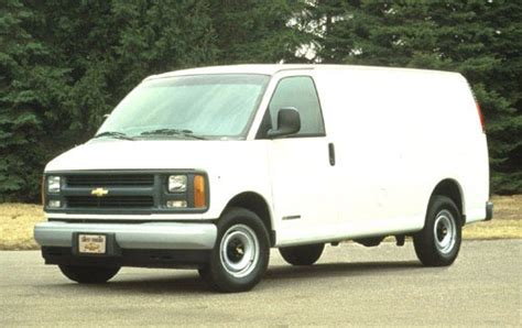 books on how cars work 1996 chevrolet express 2500 electronic toll collection 1997 chevrolet chevy van image 1