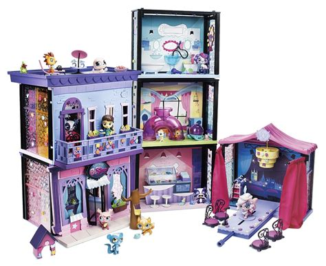 stores that sell swing sets hasbro littlest pet shop play set design room kids fun