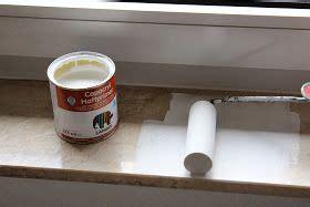 fensterbank streichen useful - Fensterbrett Marmor Streichen