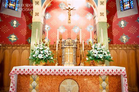 holy comforter dc highlights leslie brent s wedding at holy comforter