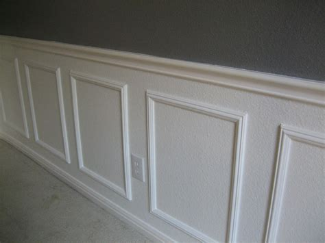 wainscoting success how to install wainscoting without