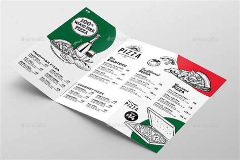 3 fold menu template 46 tri fold menu templates free word psd designs