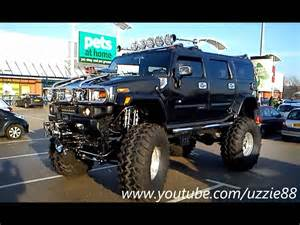monster hummer big gun
