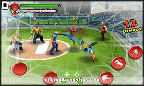 android games mod apk data free download spiderman total mayhem hd v1 01 apk obb data free download