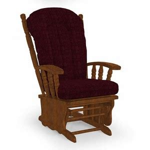 Glider Chair Replacement Parts by Replacement Glider Rocker Cushion Set