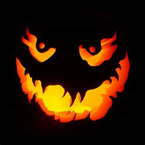 scary o lantern template 20 most scary pumpkin carving ideas designs