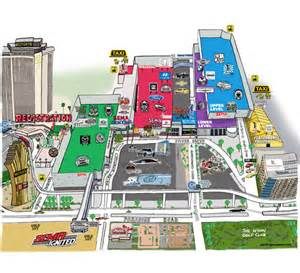 Sema Show Floor Plan by Sema
