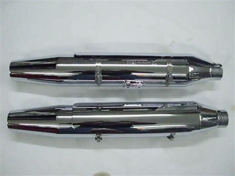 Motorrad Auspuff E4 by American Used Parts Gebraucht Neuteile F 252 R Harley