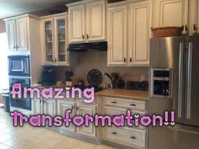 Youtube Painting Kitchen Cabinets faux glaze finishing kitchen cabinets with hvlp gun how