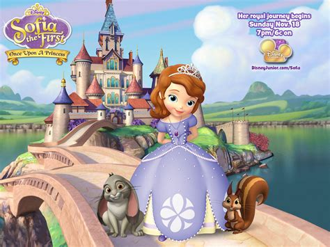 Sofia The First Images Sofia The First Wallpaper Hd