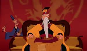 disney le l empereur de chine personnage dans 171 mulan 187 disney