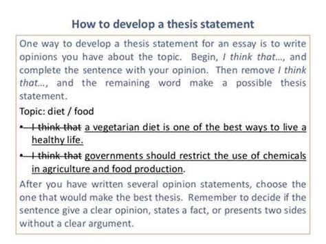 crafting a thesis statement need help on a thesis statement yahoo answers