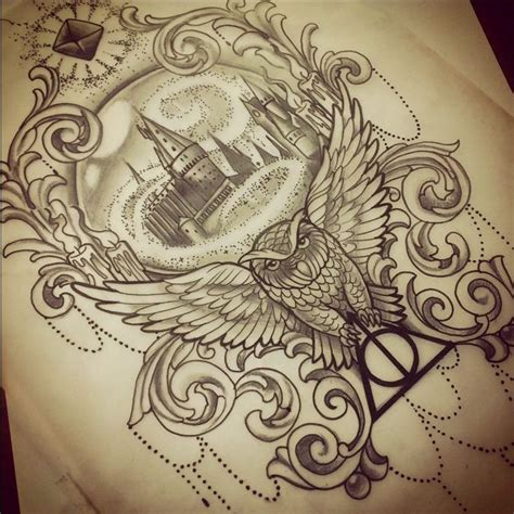 harry potter tattoo designs 61 best harry potter images on harry