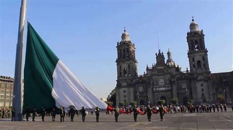 el zocalo de la ciudad de mexico primera parte 1555 1876 desde la izamiento de la bandera nacional en el z 243 calo de la ciudad