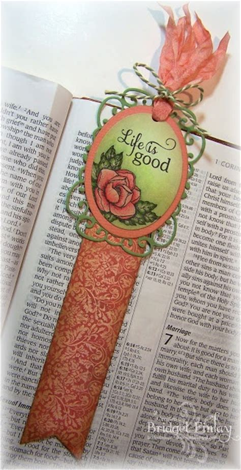 How To Make Beautiful Handmade Bookmarks - 17 best images about cards bookmarks 1 on