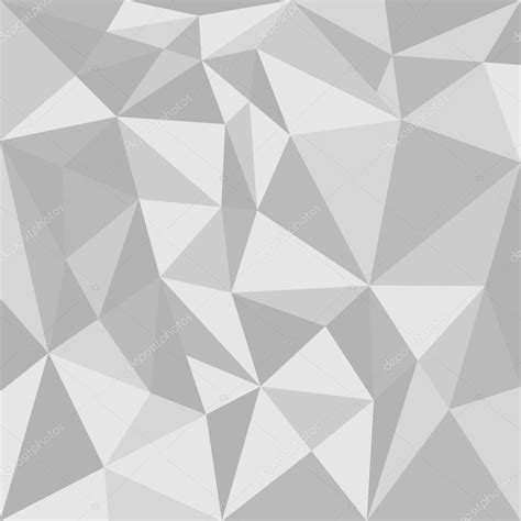 vector background pattern gray grey triangle vector background or seamless pattern