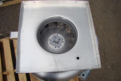 1 3 hp attic fan motor greenheck 1 3 hp belt driven roof mounted exhaust fan cube