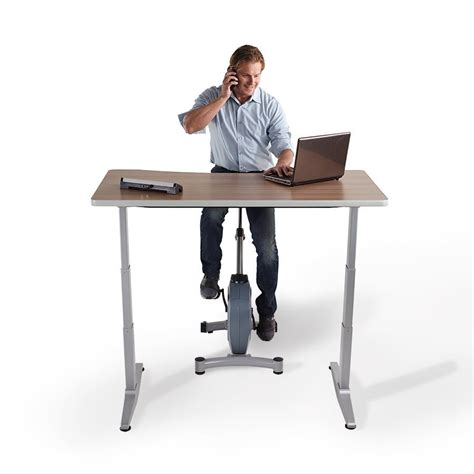 C3 Dt3 Under Desk Bike Workplace Partners Work Standing Desk