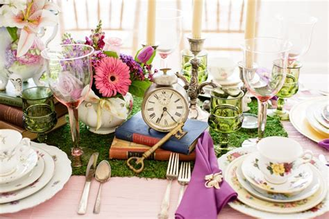 Alice In Wonderland Wedding Ideas   Every Last Detail