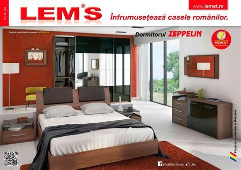 mobila lems catalog lems mobila dormitor zeppelin catalog az