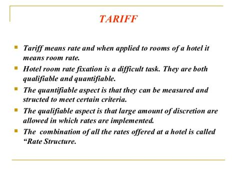 types of hotel room rates types of rack rates