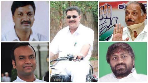 Karnataka State Cabinet Ministers by Karnataka Cabinet Reshuffle Siddaramaiah Drops 14