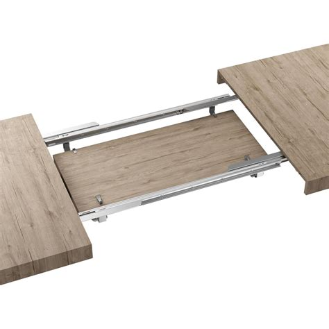 tavolo rovere allungabile tavolo allungabile moderno iacopo rovere scuro mobili