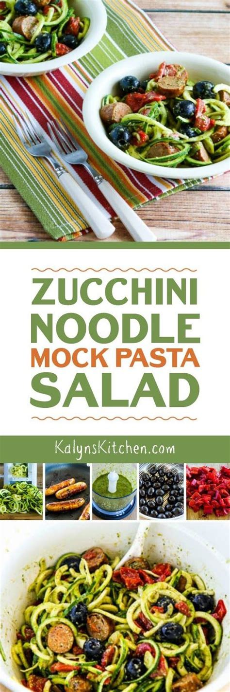 my best pasta salad recipes carb loading pinterest 34 best best low carb spiralizer recipes images on