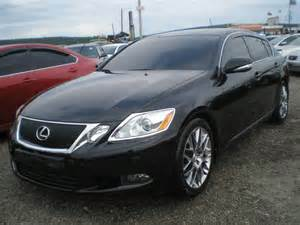 2008 Lexus Gs 300 2008 Lexus Gs300 Pictures 3 0l Gasoline Fr Or Rr