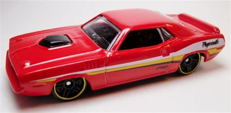 Hotwheels 68 Plymouth Hemi Cuda 71 hemi cuda wheels wiki