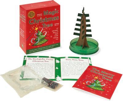 christmas tree growing kit magic tree kit with book and tree by nick beilenson reviews description more