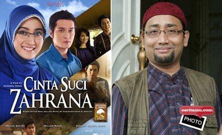 film layar lebar religi film religi quot cinta suci zahrana quot film khusus buat para