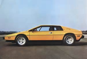Lotus Esprit S Lotus Esprit Brochure Pictures