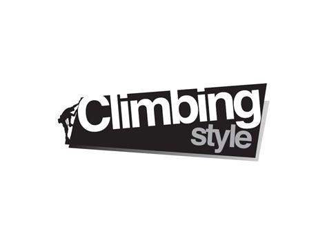 climbing style logo design alteralteralteralter