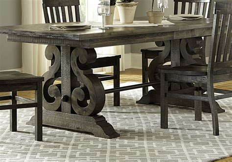 bellamy dining table overstock warehouse
