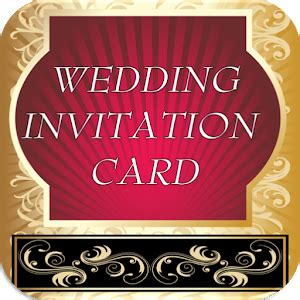 Wedding Invitation Card App by Wedding Invitation Cards Maker Android Apps On Play