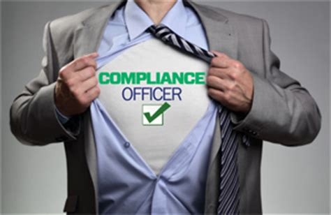 how to become a compliance officer at a bank the oig compliance officer kmc