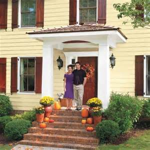 Inviting portico addition 7 small budget big impact upgrades from