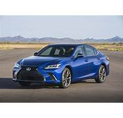 Lexus Reveals The All New ES And F Sport  Acquire