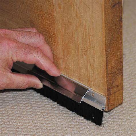 Paint Kitchen Cabinets Diy stormguard pvc amp brush self adhesive door seal l 838mm