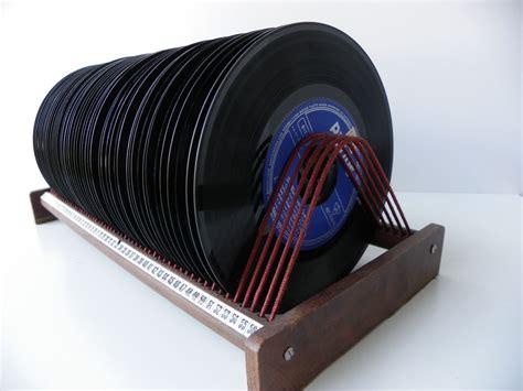 Bac à Vinyle by Bac 224 Disques Vinyle Avec Disques 1950s En Vente Sur Pamono