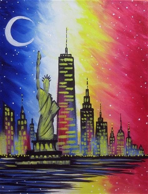 paint nite york events paint nite new york city cruise iii