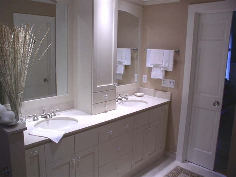 bathroom vanities with storage towers bathroom vanities with storage towers white bathroom on