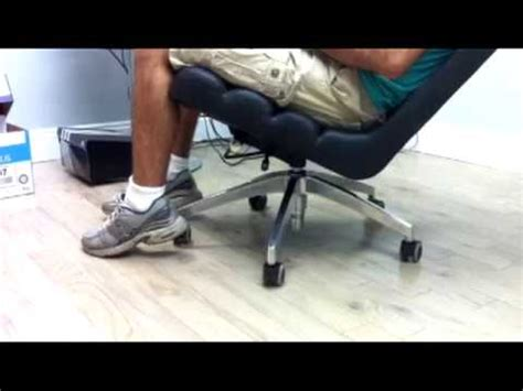 how to build a reclining chair office chair gas lift and reclining instructions youtube