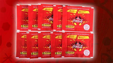 Stickers Coca Cola Panini by 10 Coca Cola Sticker P 196 Ckchen Panini 2016 Sticker