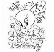 10 Lovely Tweety Bird Coloring Pages Your Toddler Will Love