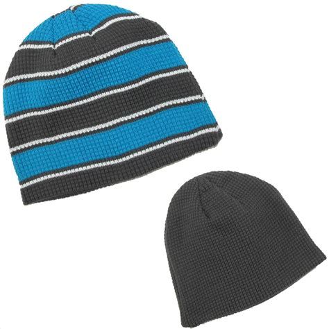 knitted skull cap mens waffle knit winter skull cap pack of 2 by ctm