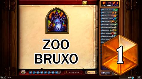 hs zoo deck hearthstone deck zoo bruxo decks do hs 1