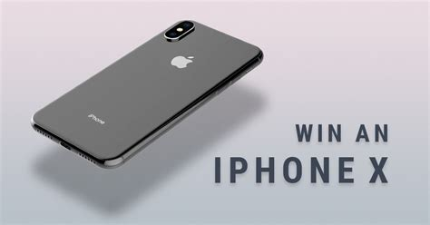 Iphone Sweepstakes - incipio iphone x giveaway